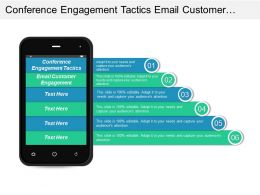 Conference Engagement Tactics Email Customer Engagement Content Marketing Cpb