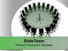 Conference Meeting Business PowerPoint Templates PPT Themes And Graphics 0113