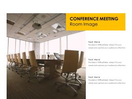 Conference Meeting Room Image