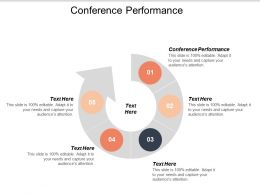 Conference Performance Ppt Powerpoint Presentation Styles Clipart Cpb