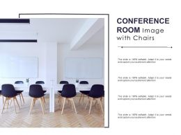 Conference Room Image With Chairs