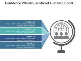 Confidence Whitehouse Market Guidance Social Network Branding Style Cpb