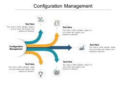 Configuration Management Ppt Powerpoint Presentation Slides Background Cpb
