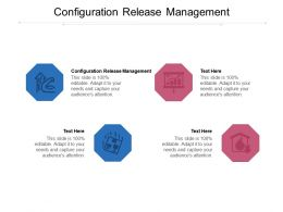 Configuration Release Management Ppt Powerpoint Presentation Slides Example File Cpb