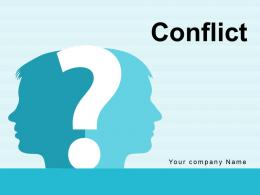 Conflict Business Strategy Financial Disagreement Resolution