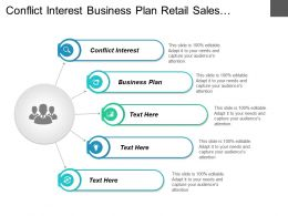 Conflict Interest Business Plan Retail Sales Techniques Strategies Cpb