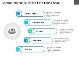 Conflict Interest Business Plan Retail Sales Techniques Strategies Cpb