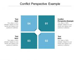 Conflict Perspective Example Ppt Powerpoint Presentation Ideas Tips Cpb