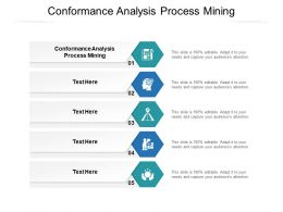 Conformance Analysis Process Mining Ppt Powerpoint Presentation Icon Tips Cpb