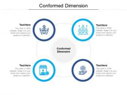 Conformed Dimension Ppt Powerpoint Presentation Icon Topics Cpb