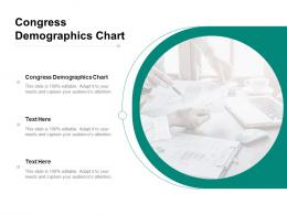 Congress Demographics Chart Ppt Powerpoint Presentation Outline Example File Cpb