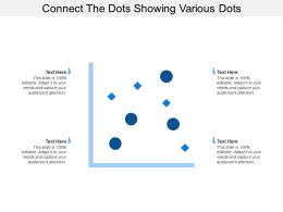 Connect The Dots Showing Various Dots