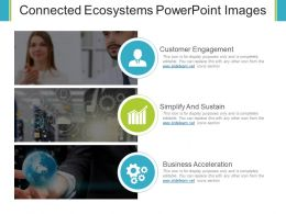 Connected Ecosystems Powerpoint Images