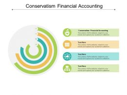 Conservatism Financial Accounting Ppt Powerpoint Presentation Ideas Structure Cpb