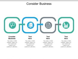 Consider Business Ppt Powerpoint Presentation Icon Files Cpb