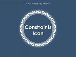 Constraints Icon Application Interface Pyramids Arrows Square Document Schedule
