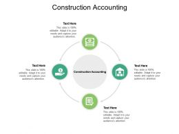 Construction Accounting Ppt Powerpoint Presentation Pictures Good Cpb