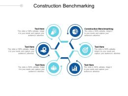 Construction Benchmarking Ppt Powerpoint Presentation Infographic Template Slides Cpb