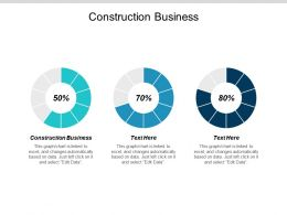 Construction Business Ppt Powerpoint Presentation Model Layout Cpb