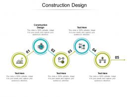 Construction Design Ppt Powerpoint Presentation Layouts Images Cpb