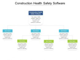 Construction Health Safety Software Ppt Powerpoint Layouts Examples Cpb