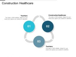 Construction Healthcare Ppt Powerpoint Presentation Gallery Design Templates Cpb