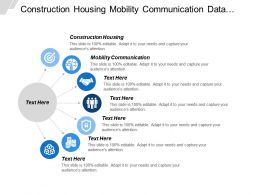 Construction Housing Mobility Communication Data Enablement Energy Storage