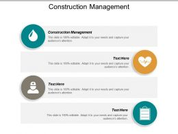 Construction Management Ppt Powerpoint Presentation Gallery Designs Download Cpb