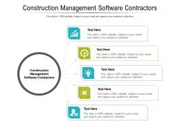 Construction Management Software Contractors Ppt Powerpoint Presentation Layouts Graphic Images Cpb