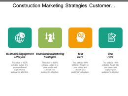 Construction Marketing Strategies Customer Engagement Lifecycle Marketing Database Solutions Cpb
