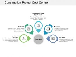 Construction Project Cost Control Ppt Powerpoint Presentation Portfolio Cpb