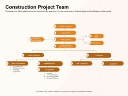 Construction Project Team Champions Ppt Powerpoint Presentation File Show