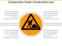 Construction Under Construction Icon