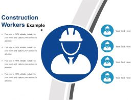 Construction Workers Example