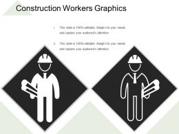 Construction Workers Graphics