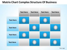 Consulting Companies Complex Structure Of Business Powerpoint Templates PPT Backgrounds For Slides 0527