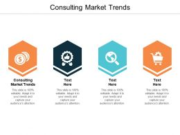 Consulting Market Trends Ppt Powerpoint Presentation Show Backgrounds Cpb