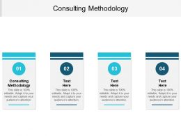 Consulting Methodology Ppt Powerpoint Presentation Gallery Displaycpb
