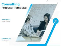 Consulting Proposal Template Powerpoint Presentation Slides