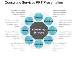 Consulting Services Ppt Presentation