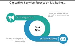 Consulting Services Recession Marketing Opportunities Marketing Allocation Cpb