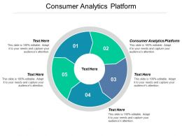 Consumer Analytics Platform Ppt Powerpoint Presentation Icon Slides Cpb