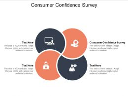 Consumer Confidence Survey Ppt Powerpoint Presentation Outline Themes Cpb