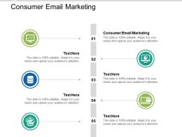 Consumer Email Marketing Ppt Powerpoint Presentation Gallery Introduction Cpb