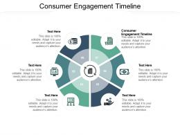 Consumer Engagement Timeline Ppt Powerpoint Presentation Gallery Design Inspiration Cpb