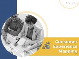 Consumer Experience Mapping Powerpoint Presentation Slides