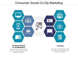 Consumer Goods Co Op Marketing Ppt Powerpoint Presentation Example File Cpb