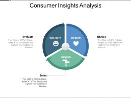 Consumer Insights Activation Process