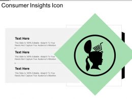 Consumer Insights Icon