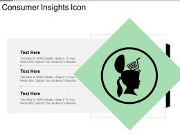 Consumer Insights Icon